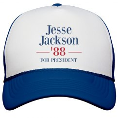 Jesse Jackson '88 Hat