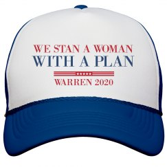 We Stan Warren With a Plan