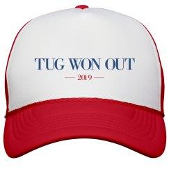 Tug Wins Catchprhase