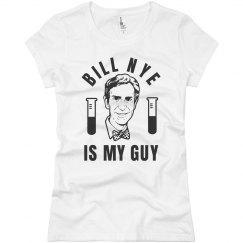 Bill Nye Is My Guy