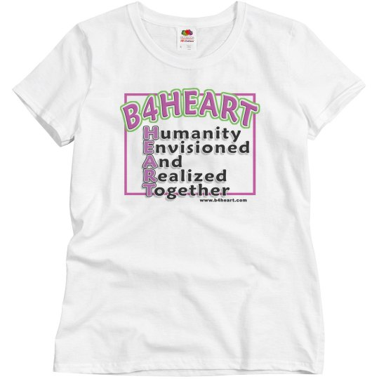 B4HEART T-Shirts for Women / Girls