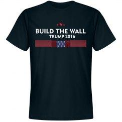Build The Wall Trump 2016