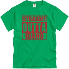 Straight Outta Idaho T-Shirt