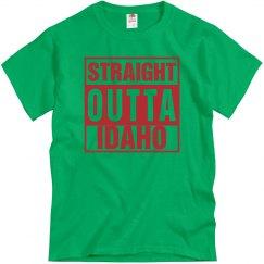 Straight Outta Idaho T-Shirt