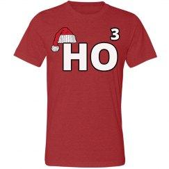Ho 3 Shirt for Christmas