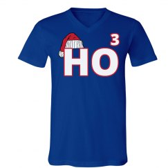 Ho 3 Shirt for Christmas