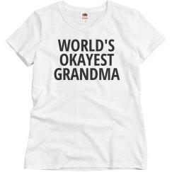 Okayest grandma