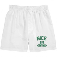 Unisex Cotton Boxer Shorts Underwear