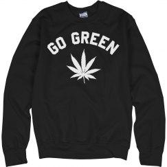 420 Go Green