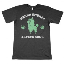 Alpaca Bowl For You