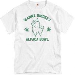 420 Alpaca Bowl