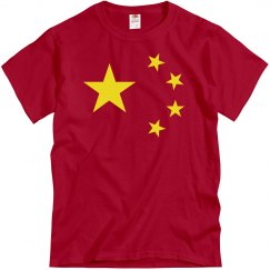 Chinese Flag T-Shirt