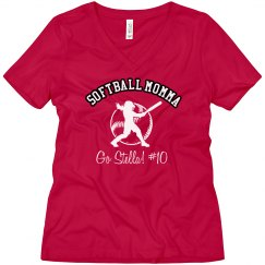 Softball Mom Tee
