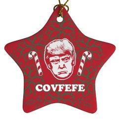 Christmas Trump Covfefe