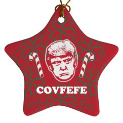 Christmas Trump Covfefe