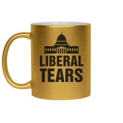 My Morning Cup Of Liberal Tears