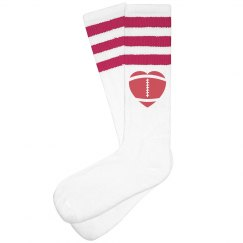 Love Football Socks
