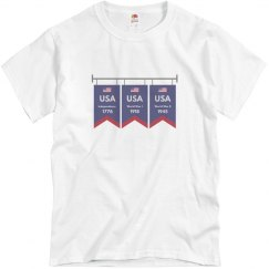 USA Banners