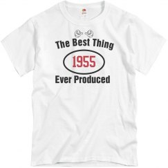 Best thing 1955 produced