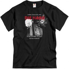 Die Hard Nakatomi Plaza (short sleeve, black)
