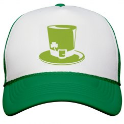 St Patricks Hat On A Hat