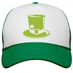 St Patricks Hat On A Hat
