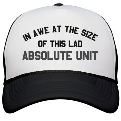 Absolute Unit Cap