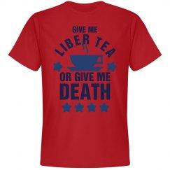 I Want Liber Tea