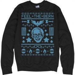 Feel The Sweater Bernie!