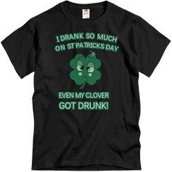 St. PatricksDay/Got Drunk