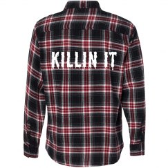 Flannel Killin' It