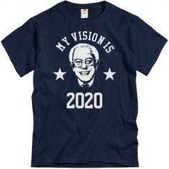 Bernie Sanders Vision Is 2020