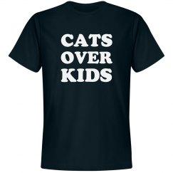 I'll Always Choose Cats Over Kids