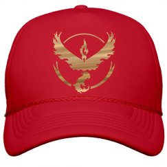 Metallic Valor Trainer Hat