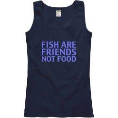 Fish Are Friends Tank