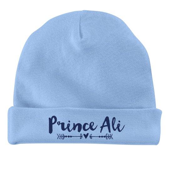 Baby Boy Prince Ali