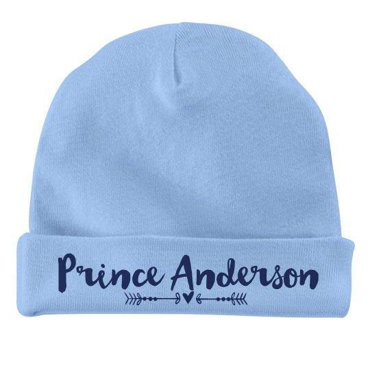Baby Boy Prince Anderson