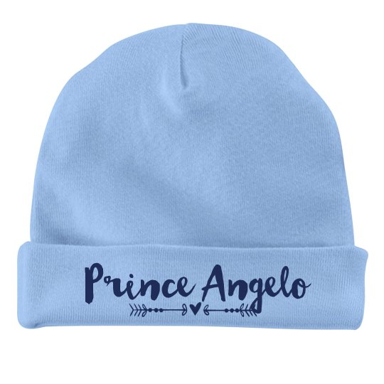 Baby Boy Prince Angelo