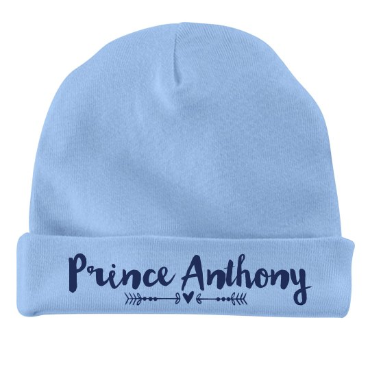 Baby Boy Prince Anthony
