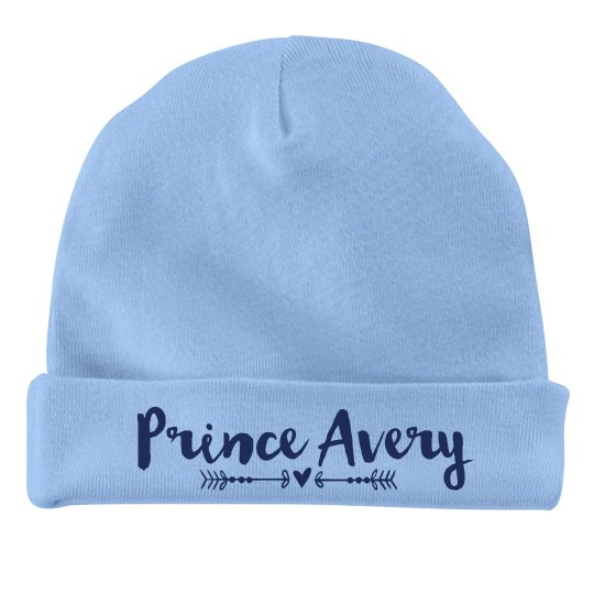 Baby Boy Prince Avery