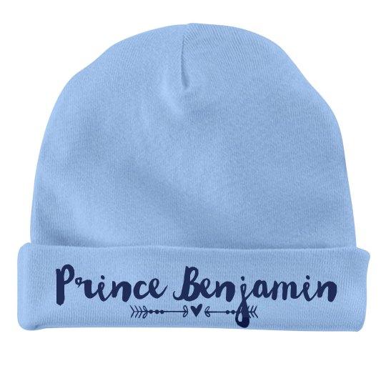 Baby Boy Prince Benjamin