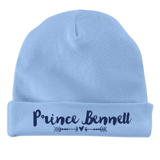 Baby Boy Prince Bennett