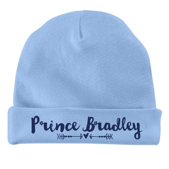 Baby Boy Prince Bradley