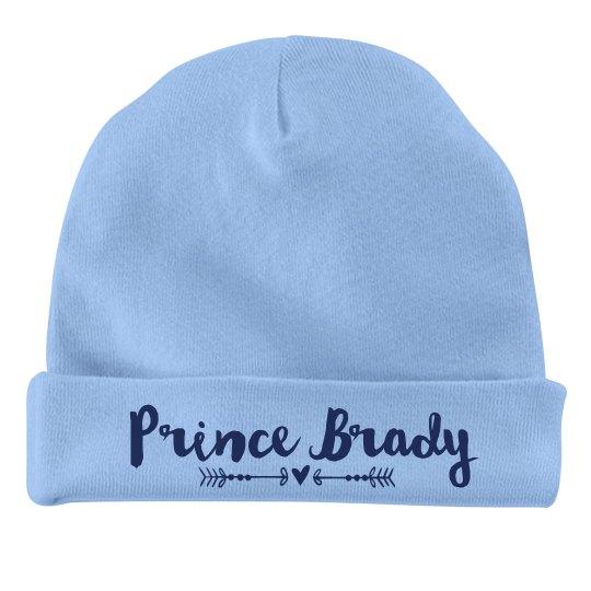 Baby Boy Prince Brady