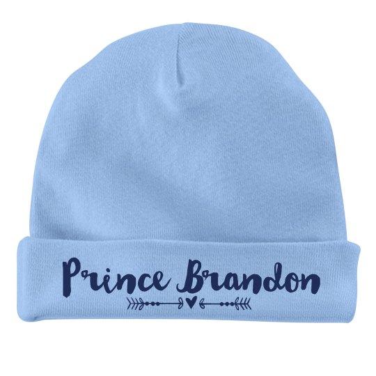 Baby Boy Prince Brandon