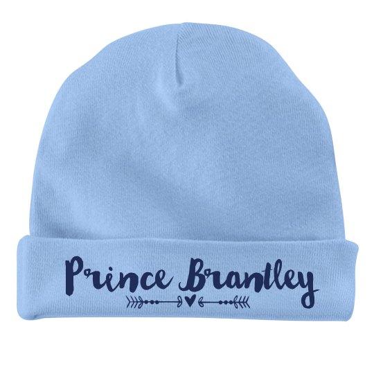 Baby Boy Prince Brantley