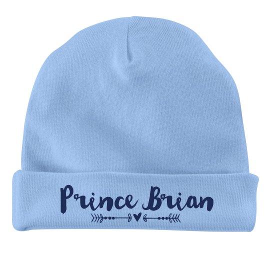 Baby Boy Prince Brian