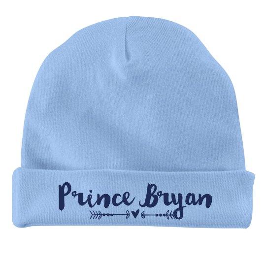 Baby Boy Prince Bryan