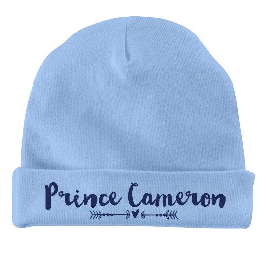 Baby Boy Prince Cameron