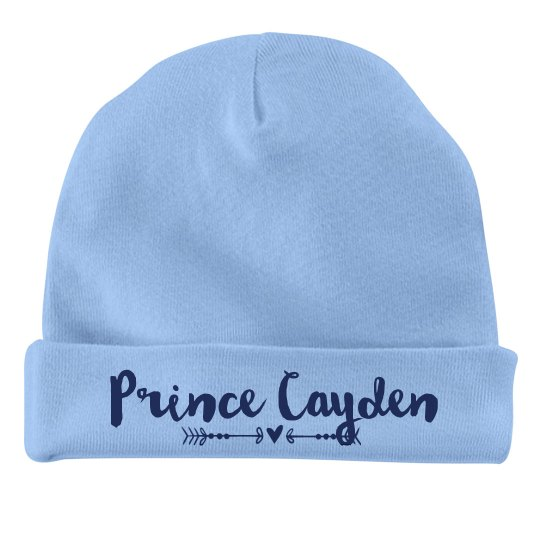 Baby Boy Prince Cayden